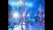 Бархат - Новый Год 2009 в Клубе [live] (1част)