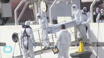 Captain of Capsized Mediterranean Migrant Boat Arrested as Death Toll Reaches 800