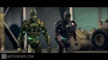 Mortal Kombat Legacy - Project Cyrax And Sektor (как са създадени).