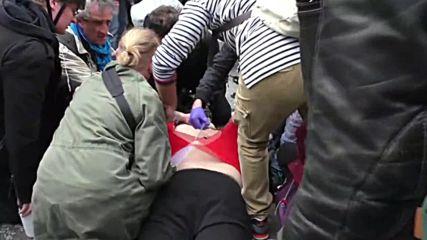 France: Violence erupts in Paris during labour reform protest