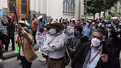 Guatemala: Indigenous activists join anti-government protests over budget