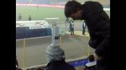 на мач на Левски 2