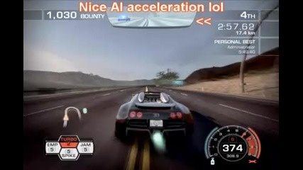 Bugatti Madness [nfs Hot Pursuit ]