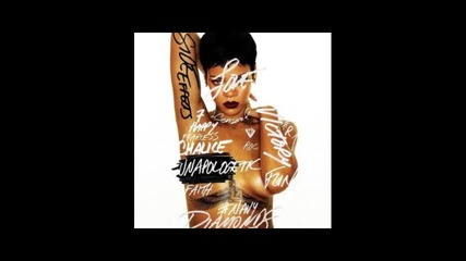 New! Rihanna- Fresh out the runway ( Unapologetic 2012)