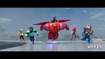 Big Hero 6 - On Top of the World