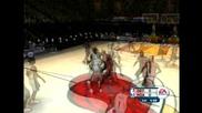 N B A Live 06 Detroit Pistons vs. Miami Heats part I