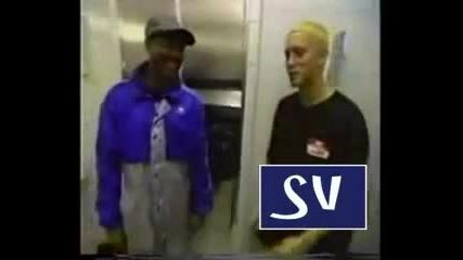 • 2 Old Freestyles of Eminem •