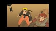 Naruto Manga 559 (muu invocando Madara Tensei) Fan animation