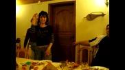 инж.тонев, Яне, Вили и Илонка танцуват