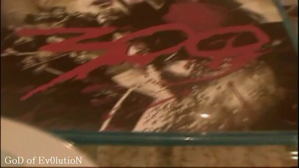 Unboxing 300 Blu - ray + footage of The Movie Hd