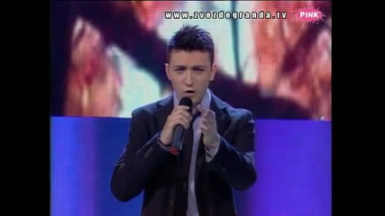 Stefan Petrušić - Ne pitaj (Zvezde Granda 2010_2011 - Emisija 31 - 07.05.2011)