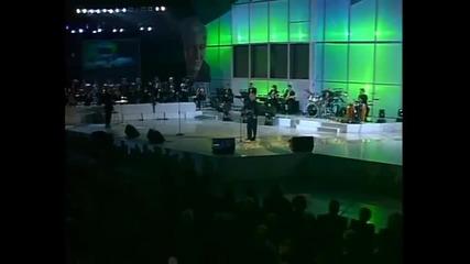 Kemal Monteno - Lidija - (LIVE) - (Skenderija 2003) - (FTV)