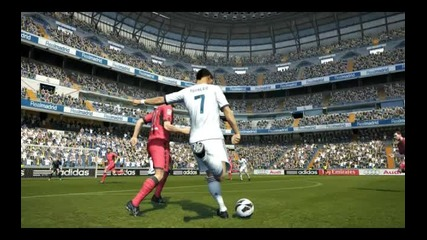 Pes 2013 My 100 goals with Real Madrid