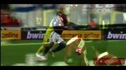 Clarence Seedorf vs Chievo 14.03.2010