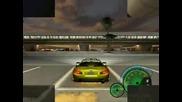 Nfs Underground 2 - Nissan 350z vs. Mazda Mx - 5 2 & Big Jumps Vol.2