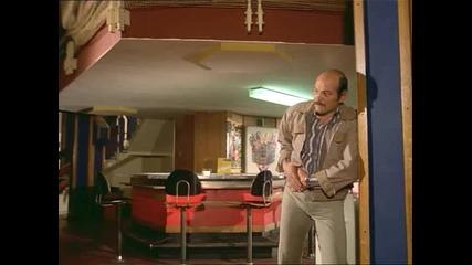 I due superpiedi quiasi piatti (1977) Яка Сцена на Български