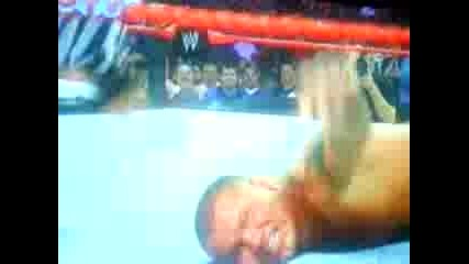 Shawn Michaels Vs Randy Orton