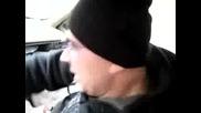 Ядосан инструктор Русия, Руснак смях