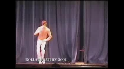 Crazy Brake Dance
