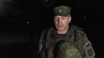 Russia: Black Fleet marine unit return to Sevastopol after Syria deployment