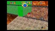 Super Mario64-bomb-omb Battfaild Freerun