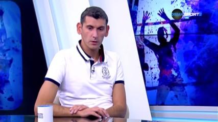 Сашо Попов: Битката е да не загубим инвеститора, защото иначе няма да има ЦСКА