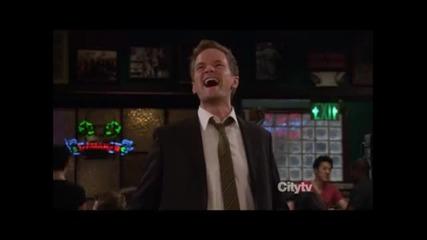 Barney Evil Laugh - Himym