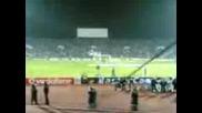 Левски - Челси (преди Началото)