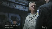 Stargate Universe - 1x18 - Subversion Trailer