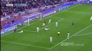 Барса завърши годината с шумна победа! 20.12.2014 Барселона - Кордоба 5:0