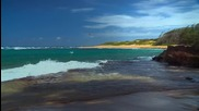 Плажа на Хаваите - Една прекрасна гледка ! Насладете се на красотата :)