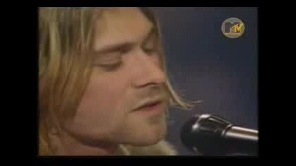 Nirvana - Lake Of Fire (MTV Unplugged)