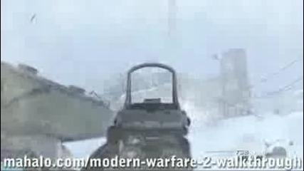 Call of Duty:modern Warfare 2 walkthrough 3