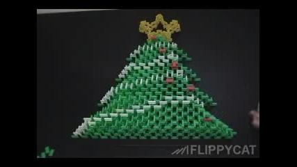 Коледна Елха От Домино