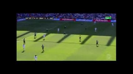 Сезон 2013-2014 Примера 38 Кръг Реал М - Еспаньол 3-1 Целия Мач