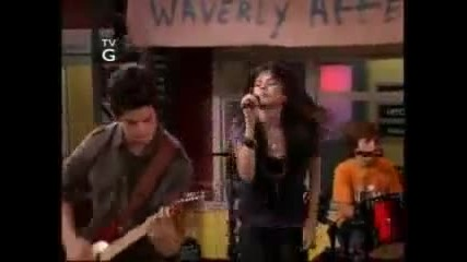 Selena Gomez and David Henrie - Make it Happen