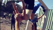 Най-доброта тренировка Street Workout Odessa
