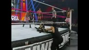 Cody Rhodes & Goldust vs. The Usos vs. Roman Reings & Seth Rollins - Ад в клетка 2013 27.10.2013