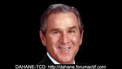 Bush Vs Crazy Frog Vs Dx