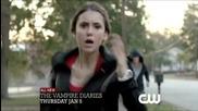Промо на 10 епизод от 3 сезон на Дневниците на вампира | The Vampire Diaries |