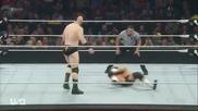 Wwe Raw / Първичина сила 25.05.2015 - 2/3..