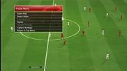 Pes 2014 - Gameplay 6 минути