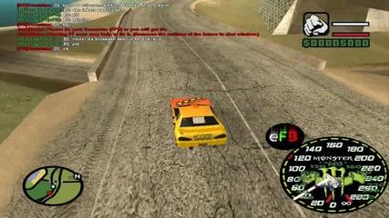 Gta San Andreas Multiplayer - Parodiq Na Radioto S Bg Rap