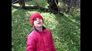 Дебели Рът пролетен сняг 2009