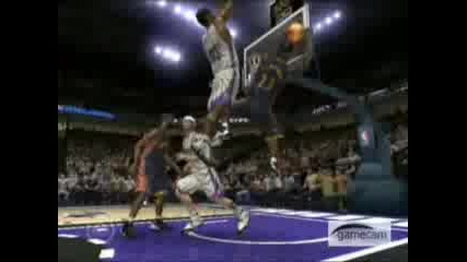 NBA 2007 (EA) hightlight