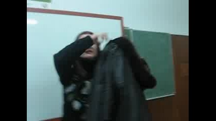 Забавен Клас В Училище
