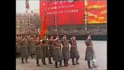 Съветски парад - 7.11.1986г.(част 5)