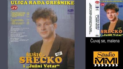 Srecko Susic i Juzni Vetar - Cuvaj se, malena (Audio 1992)