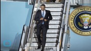 Kenyans Line Streets As Obama Returns to Father's Home