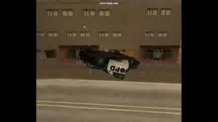 free run трик с кола на san andreas